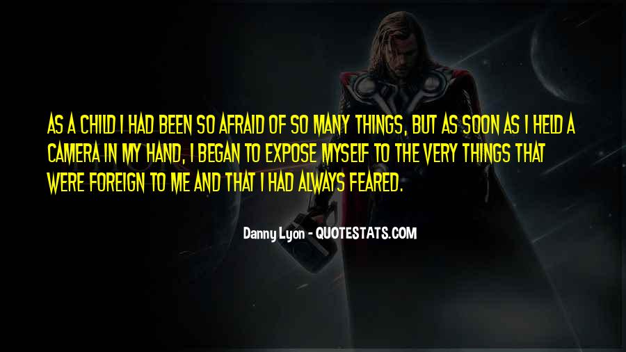 Feared Quotes #173785
