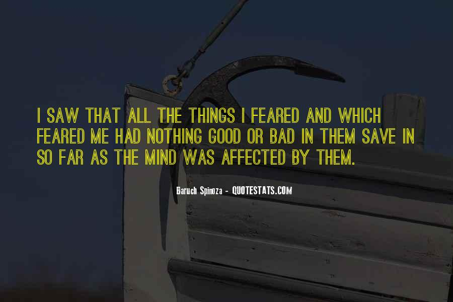Feared Quotes #178125