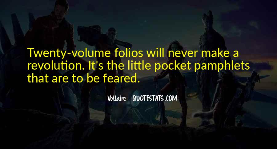 Feared Quotes #178595