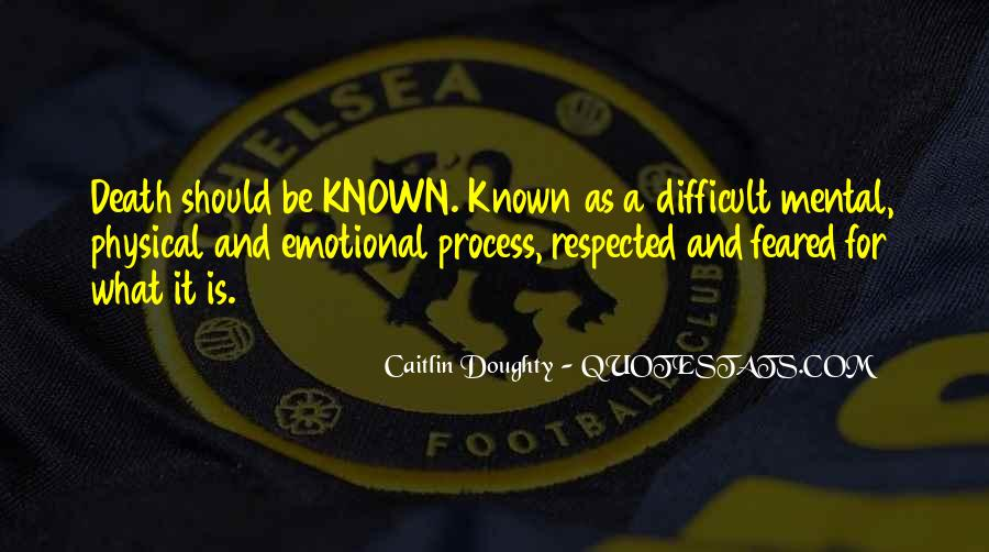 Feared Quotes #18905