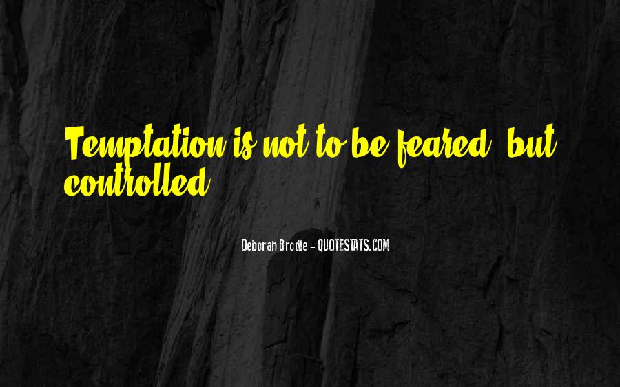 Feared Quotes #196191