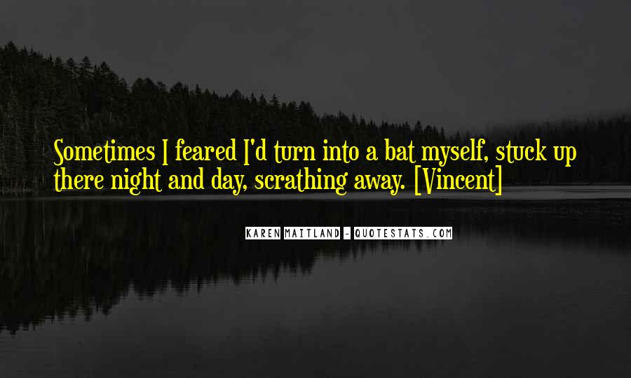 Feared Quotes #32843