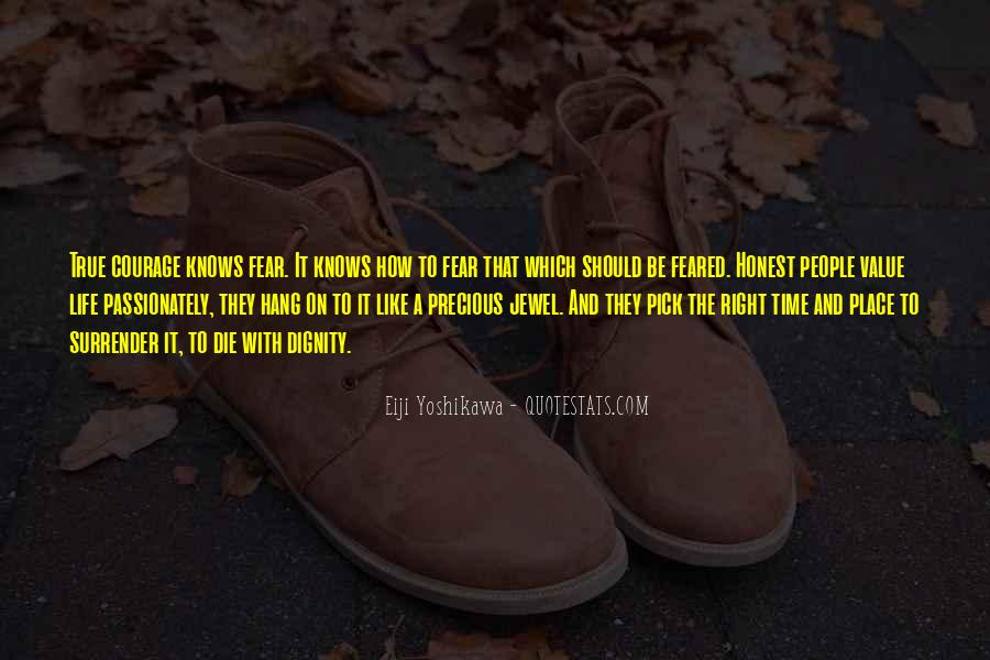 Feared Quotes #57529