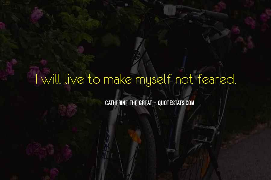 Feared Quotes #69181