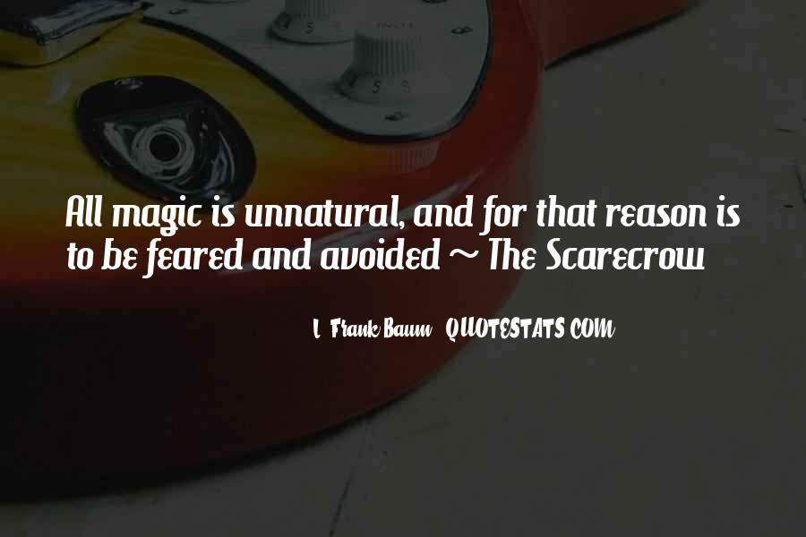 Feared Quotes #69492
