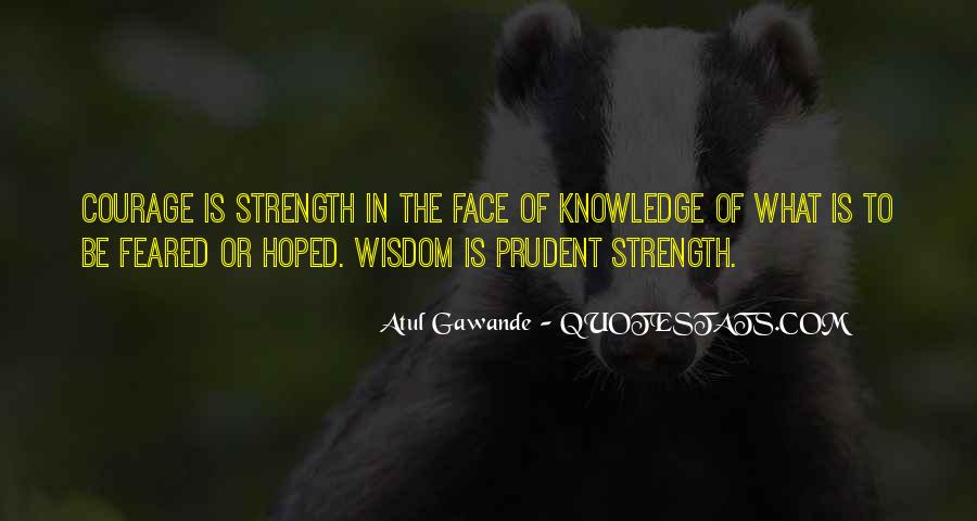 Feared Quotes #84029