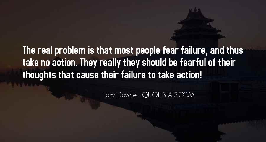 Fearful Of Change Quotes #797953