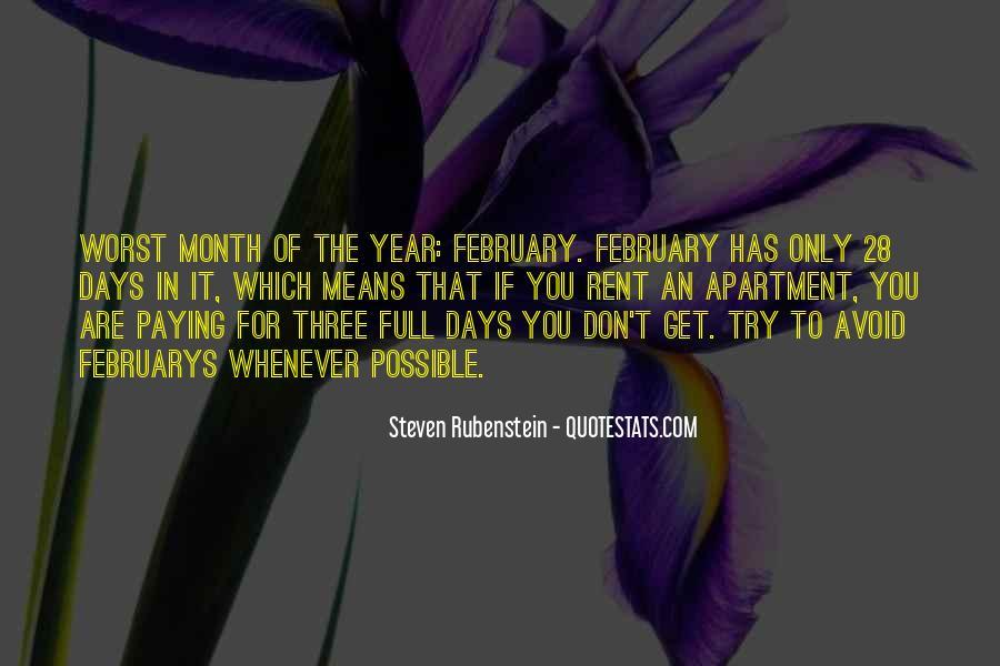 February 28 Quotes #744813