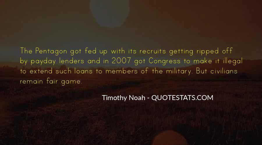 Fed Off Quotes #1153768