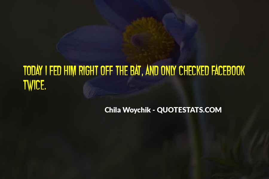 Fed Off Quotes #278872