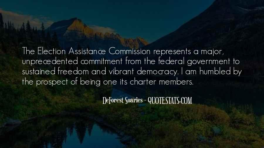 Federal Election Commission Quotes #278028