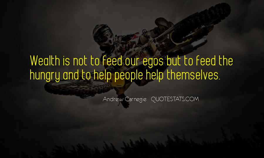 Feed Ego Quotes #651753