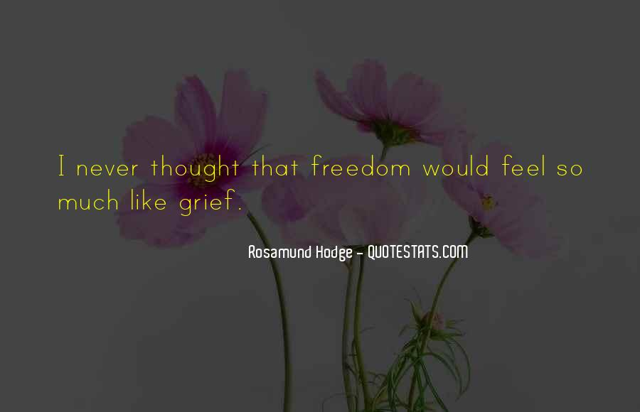 Feel Freedom Quotes #211871