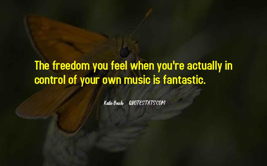 Feel Freedom Quotes #261225