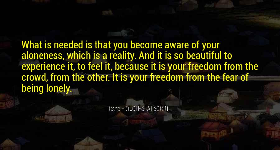 Feel Freedom Quotes #528885