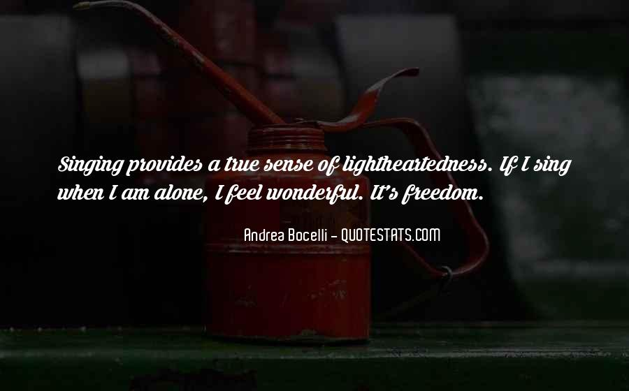 Feel Freedom Quotes #535132