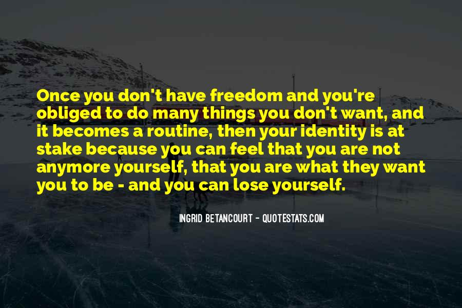 Feel Freedom Quotes #548783