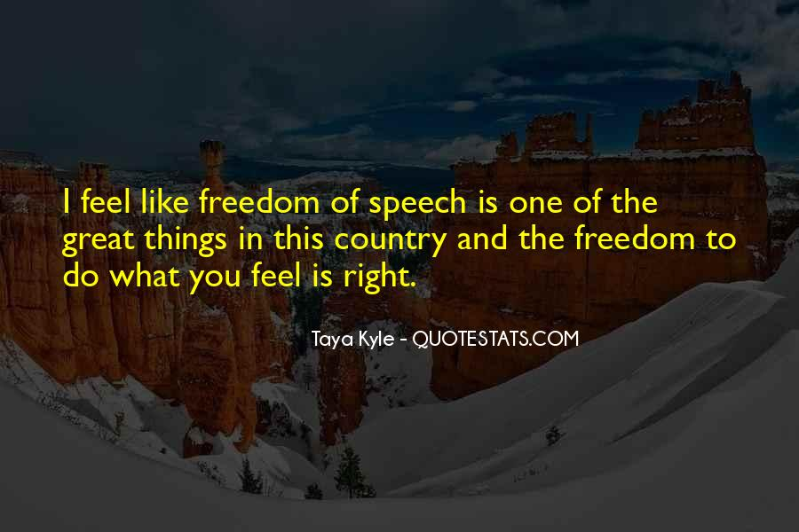 Feel Freedom Quotes #71881