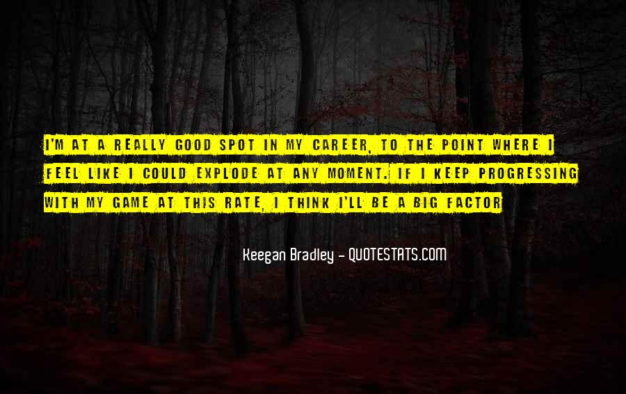 Feel Good Factor Quotes #458524