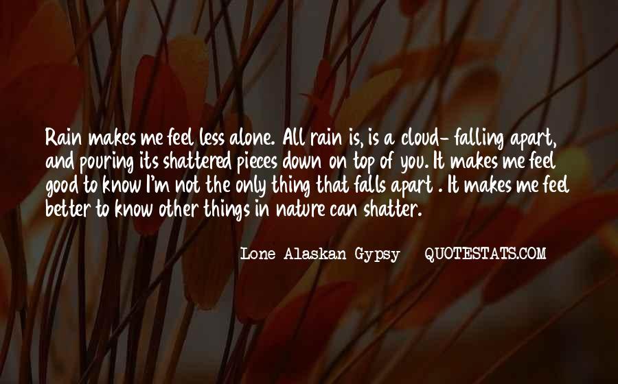 Feel My Love Sad Quotes #1119019