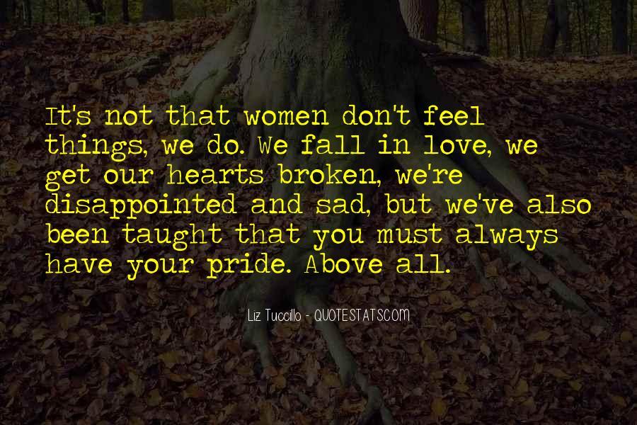 Feel My Love Sad Quotes #1483066