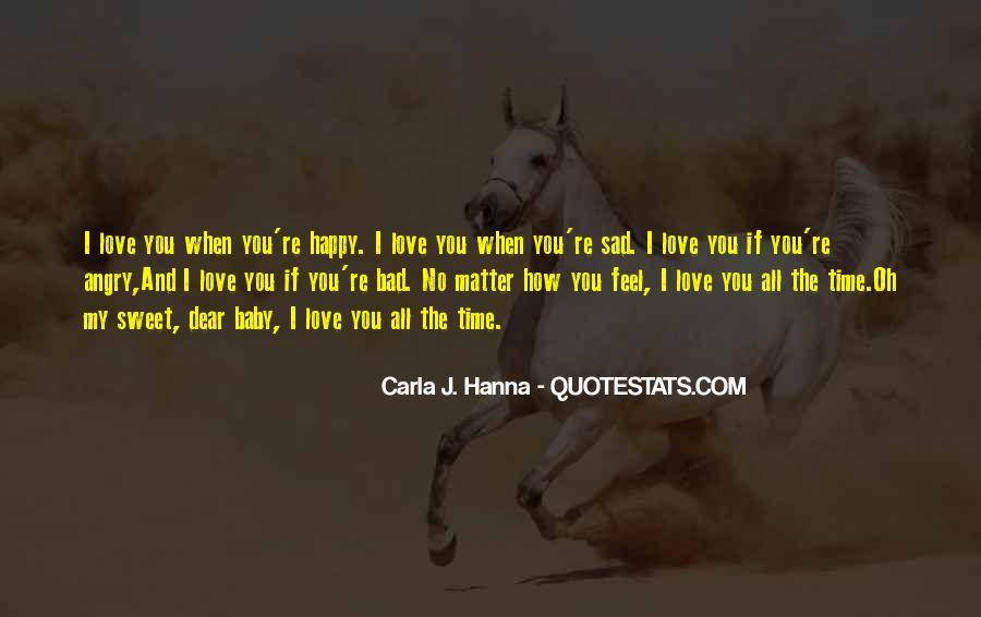 Feel My Love Sad Quotes #1866656
