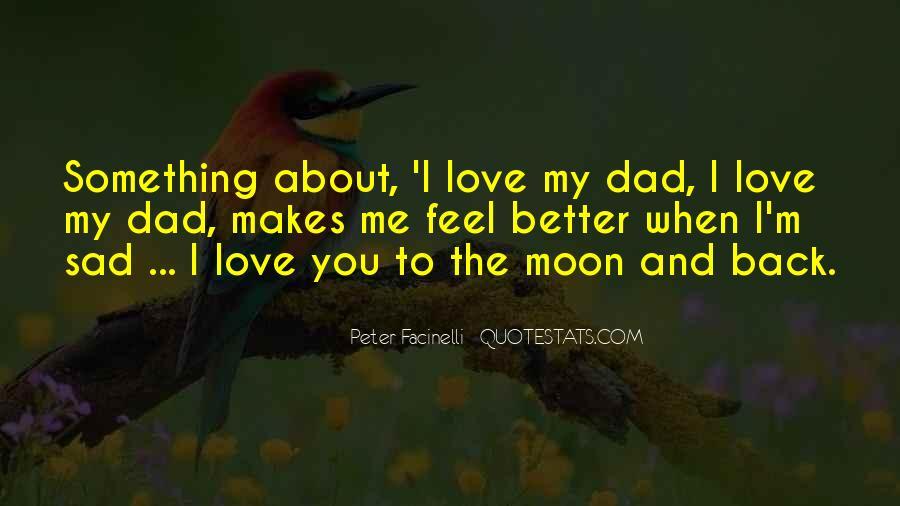 Feel My Love Sad Quotes #330900