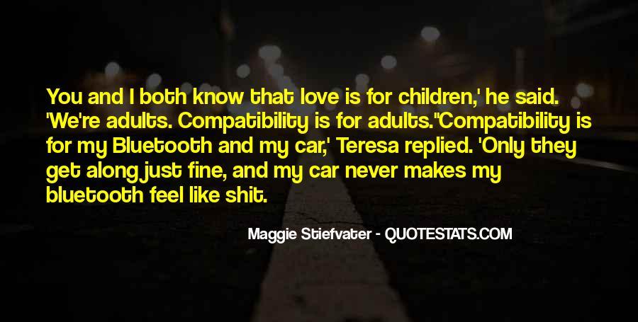 Feel My Love Sad Quotes #375510