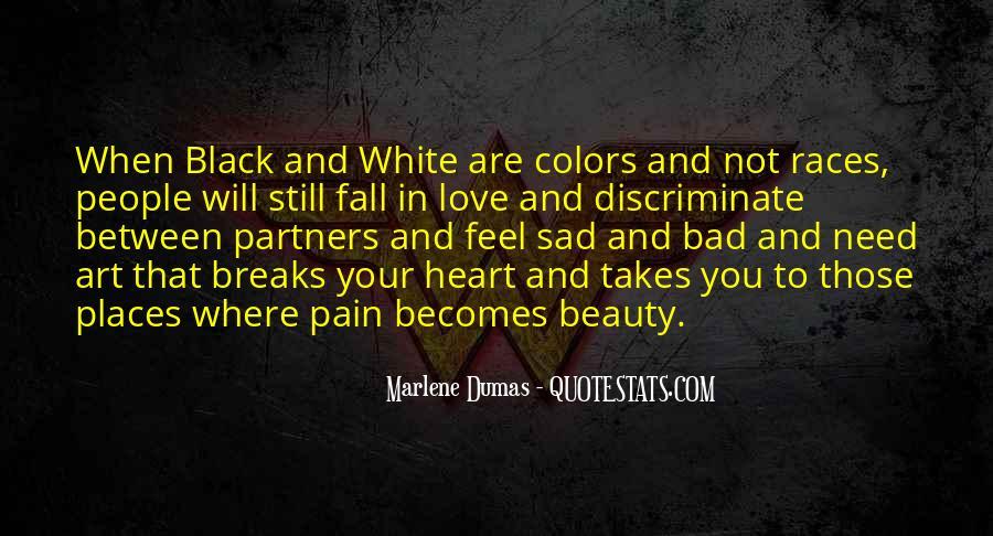 Feel My Love Sad Quotes #576080