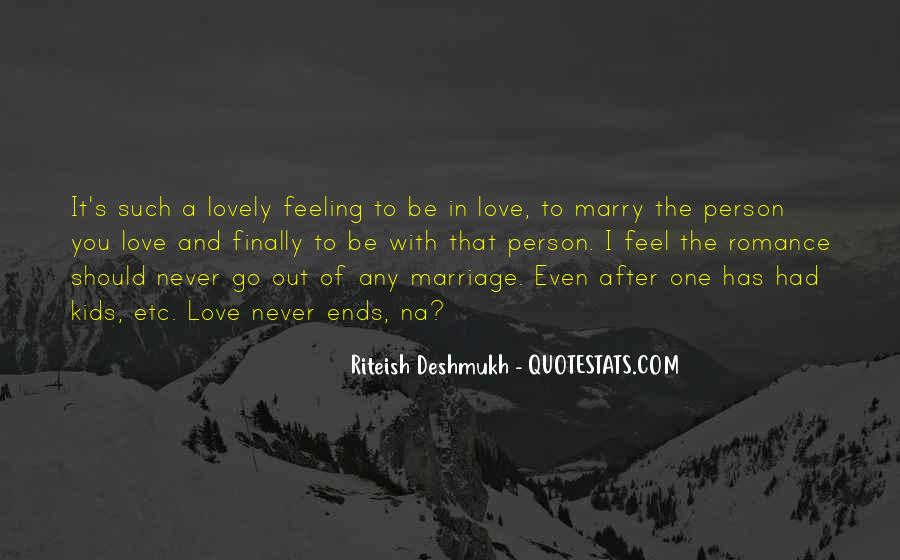 Feel Out Of Love Quotes #414340