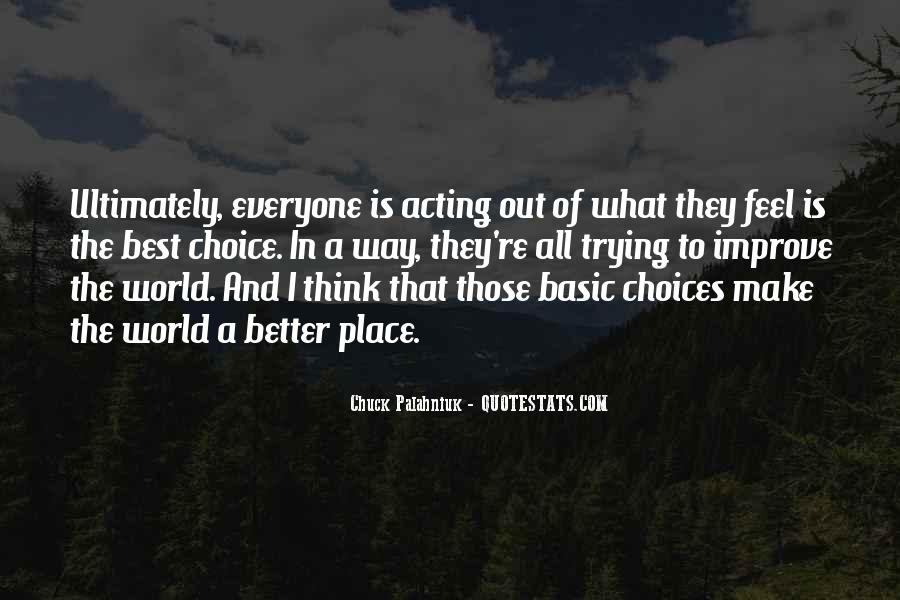 Feel Out Of Place Quotes #49232
