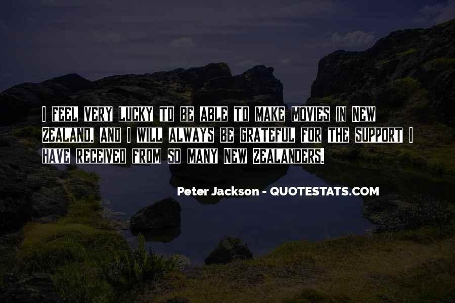Feel So Lucky Quotes #1025020