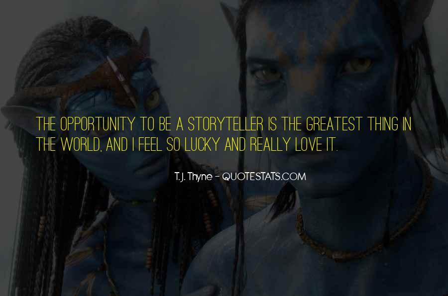 Feel So Lucky Quotes #1543673