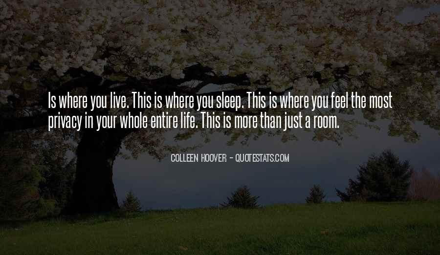 Feel The Life Quotes #35453