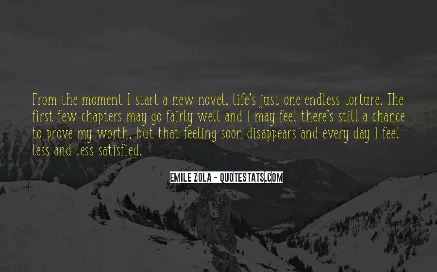 Feel The Life Quotes #4290