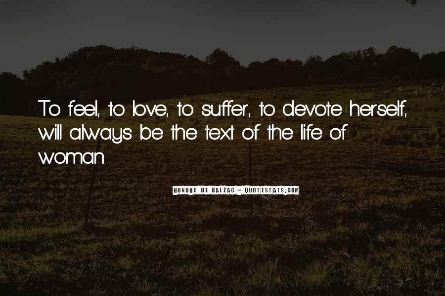 Feel The Life Quotes #63017