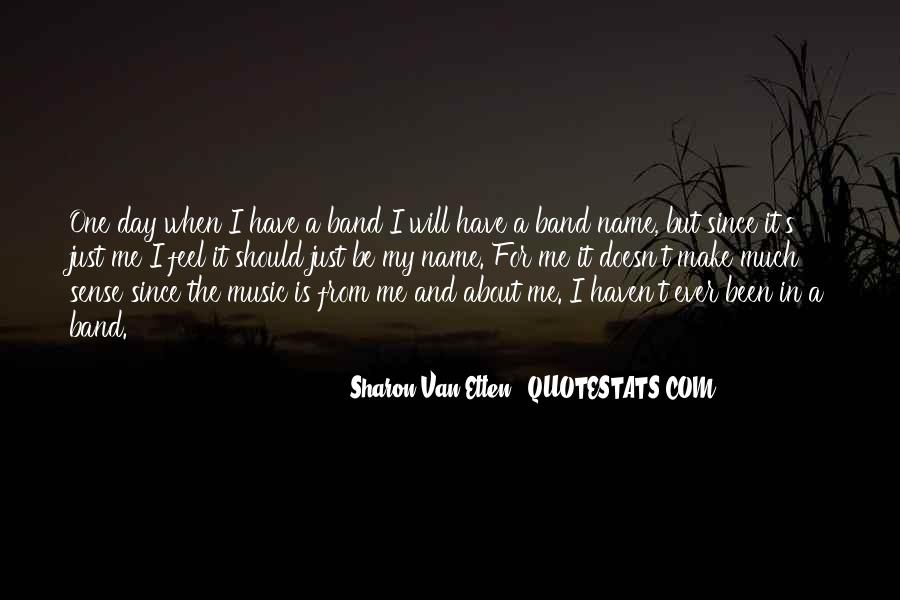 Feel The Music Quotes #119622