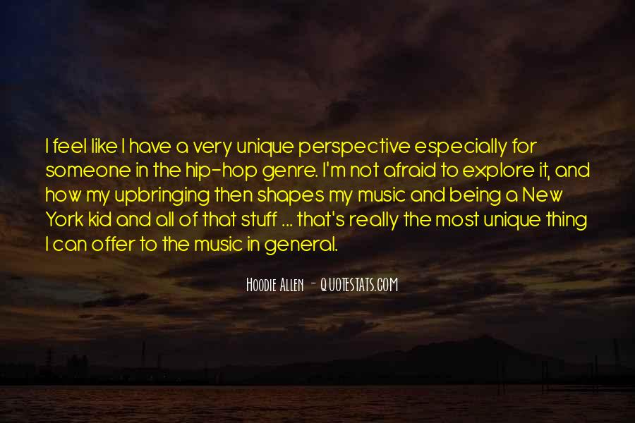 Feel The Music Quotes #12331