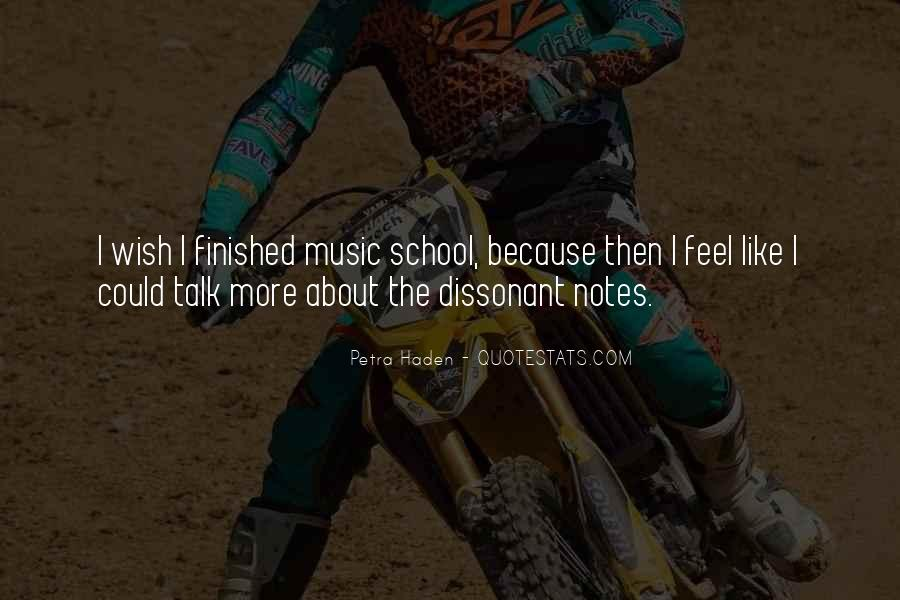Feel The Music Quotes #151902