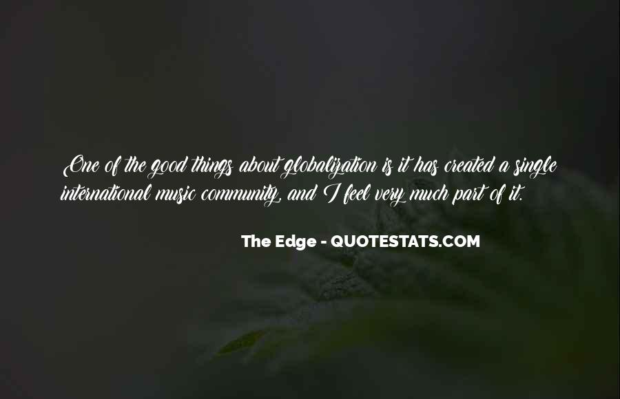 Feel The Music Quotes #166840