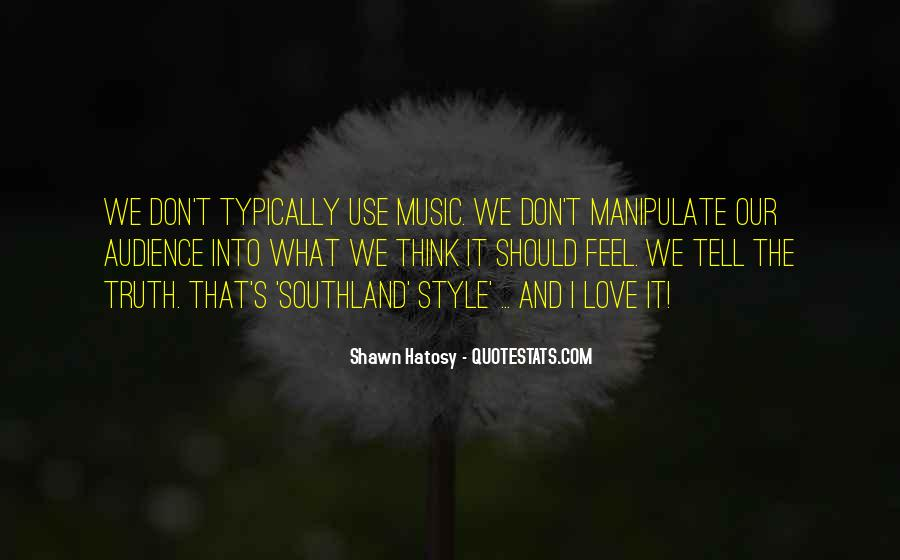 Feel The Music Quotes #176053