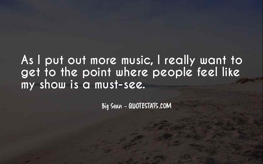 Feel The Music Quotes #192752