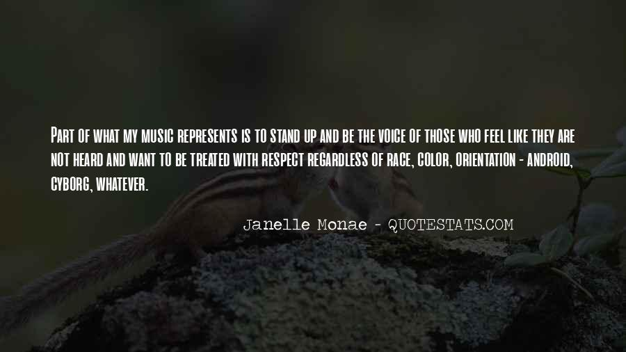 Feel The Music Quotes #19524