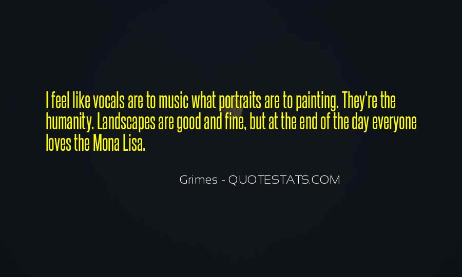 Feel The Music Quotes #221299