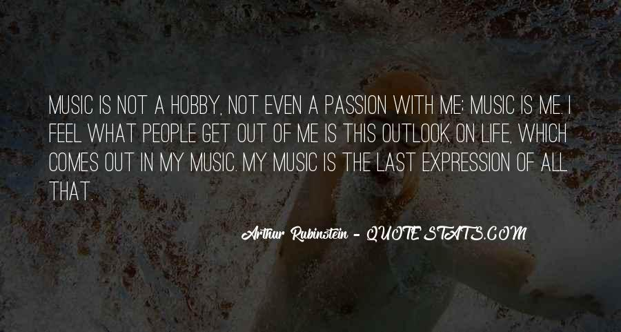 Feel The Music Quotes #226252