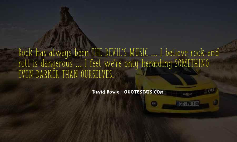 Feel The Music Quotes #232651