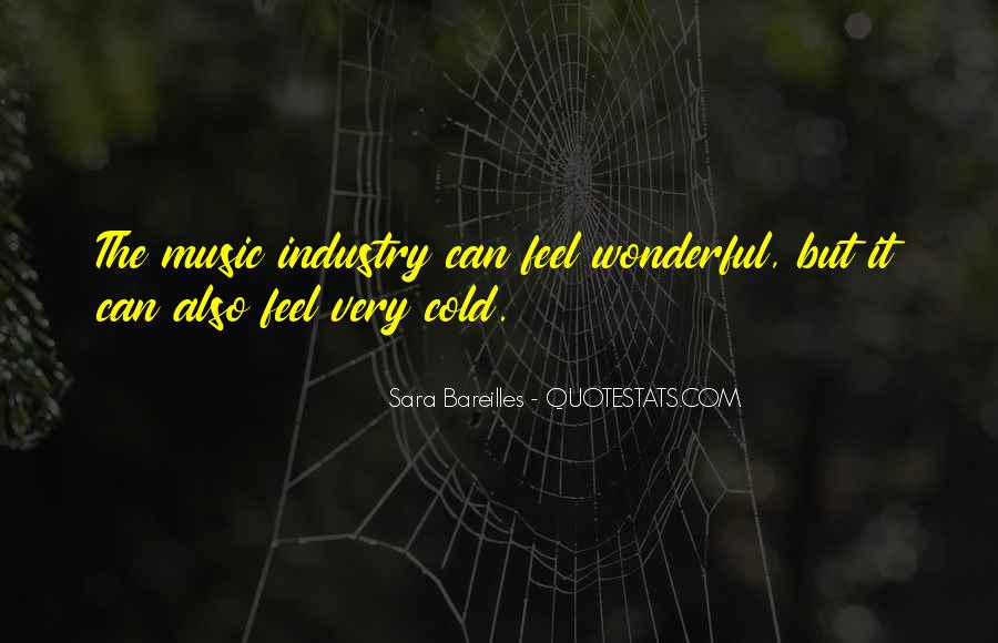 Feel The Music Quotes #239549