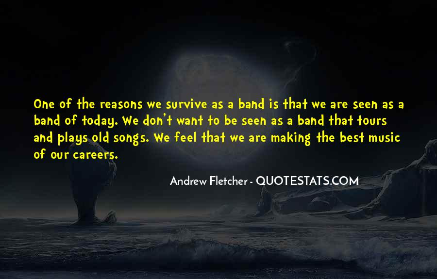 Feel The Music Quotes #34845