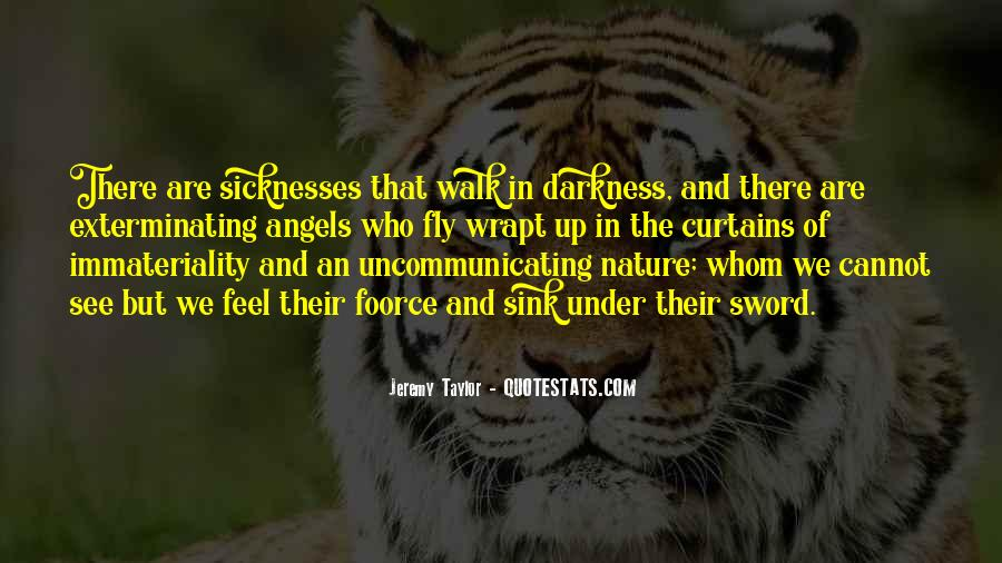 Feel The Nature Quotes #320324