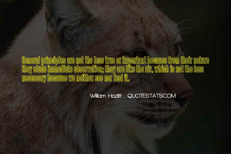 Feel The Nature Quotes #464972